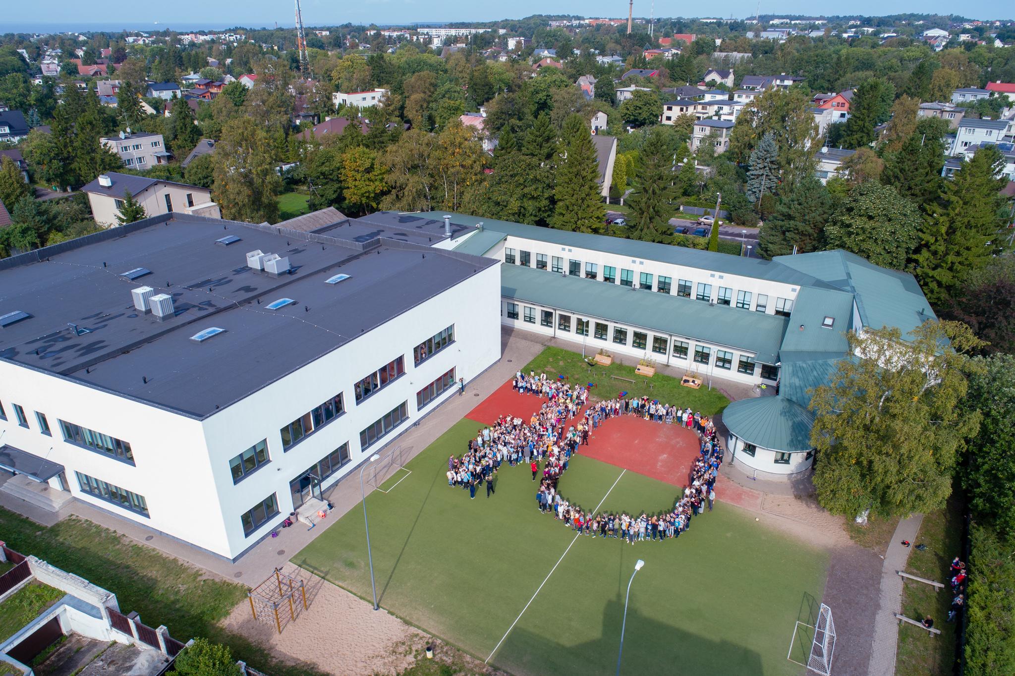 Merivälja kool