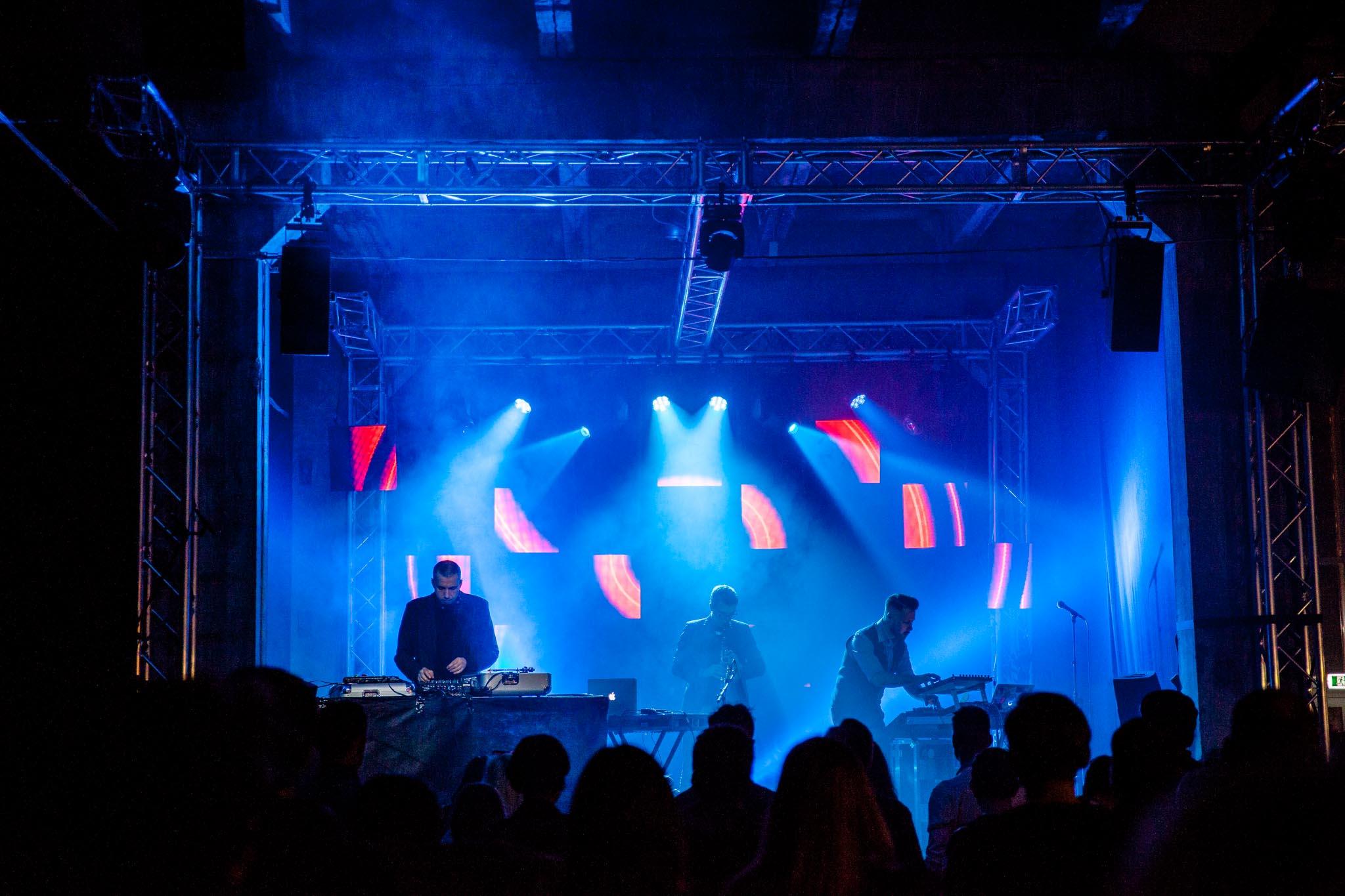 Showcase:Mauno Meesit Trio, Modulshtein, Argo Vals/Jazzkaar 2018