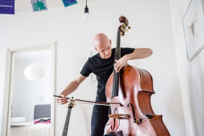 Kodukontsert: Peedu Kass / Jazzkaar 2018